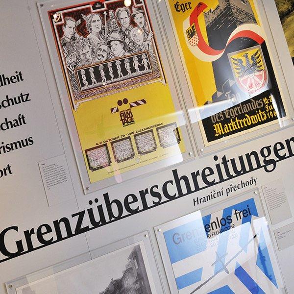 Ausstellungsbereich: Marktredwitz und Eger