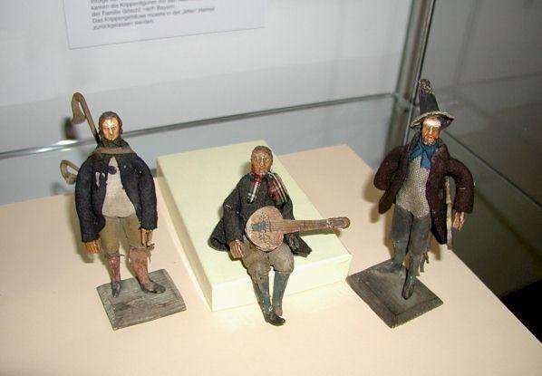 Schlaggenwalder Krippenfiguren