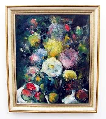 Blumenstück - Kunstwerk des Monats August 2003