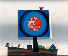 Signal - Kunstwerk des Monats August 2004