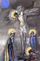 Es ist vollbracht - Kunstwerk des Monats August 2005