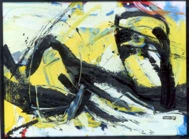 Komposition - Kunstwerk des Monats August 2006