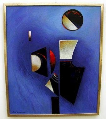 Figur-Formen - Kunstwerk des Monats November 2003